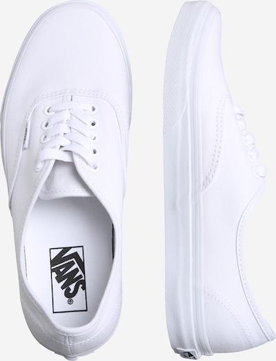 VANS Sneakers 'Authentic' in weiß: Seitenansicht