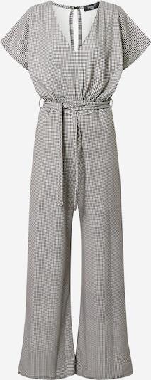 SISTERS POINT Jumpsuit in de kleur Crème / Zwart, Productweergave