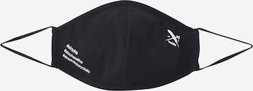 Masque en tissu 'Mini Flag' Iriedaily en noir