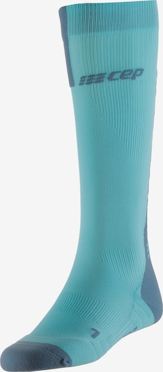 CEP Kompressionsstrümpfe 'Run Compression Socks 3.0' in hellblau, Produktansicht