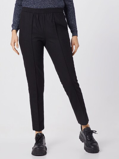 Pantaloni SET pe negru, Vizualizare model