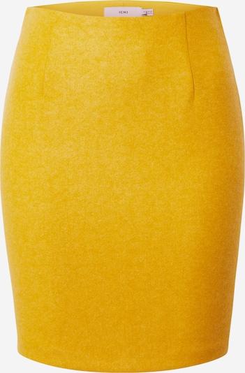 ICHI Rock 'IHINGA' in gelb, Produktansicht