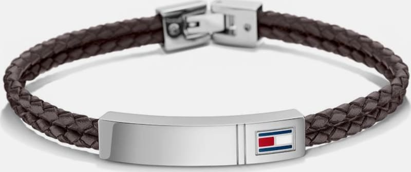 TOMMY HILFIGER Armband 'Casual Core, 2701009'