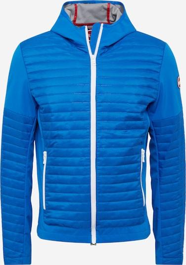Colmar Tussenjas in de kleur Royal blue/koningsblauw, Productweergave