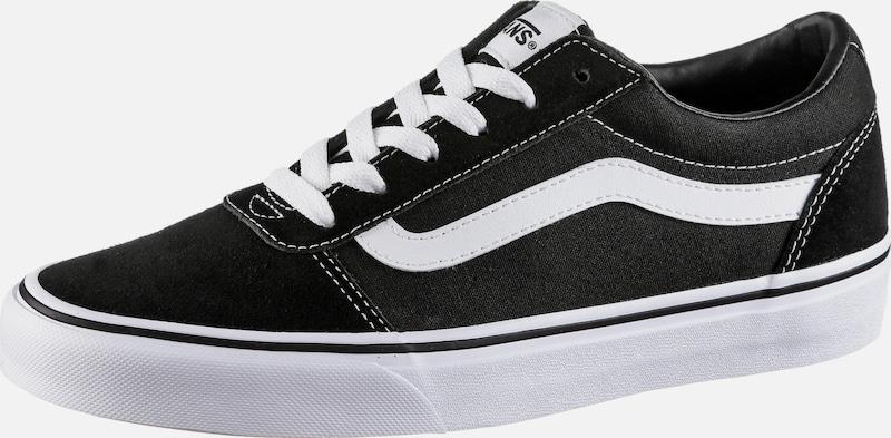 Wie heißen diese Schuhe (weiße Vans)? (Mode, Model)