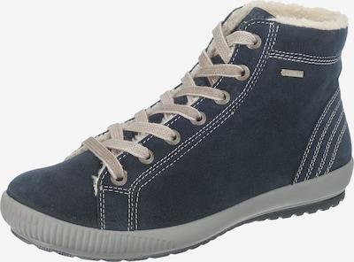 Legero Stiefelette 'Tanaro' in beige / kobaltblau, Produktansicht