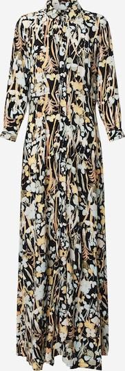 Rochie tip bluză 'MEADOW SAVANNA' Y.A.S pe culori mixte / negru, Vizualizare produs