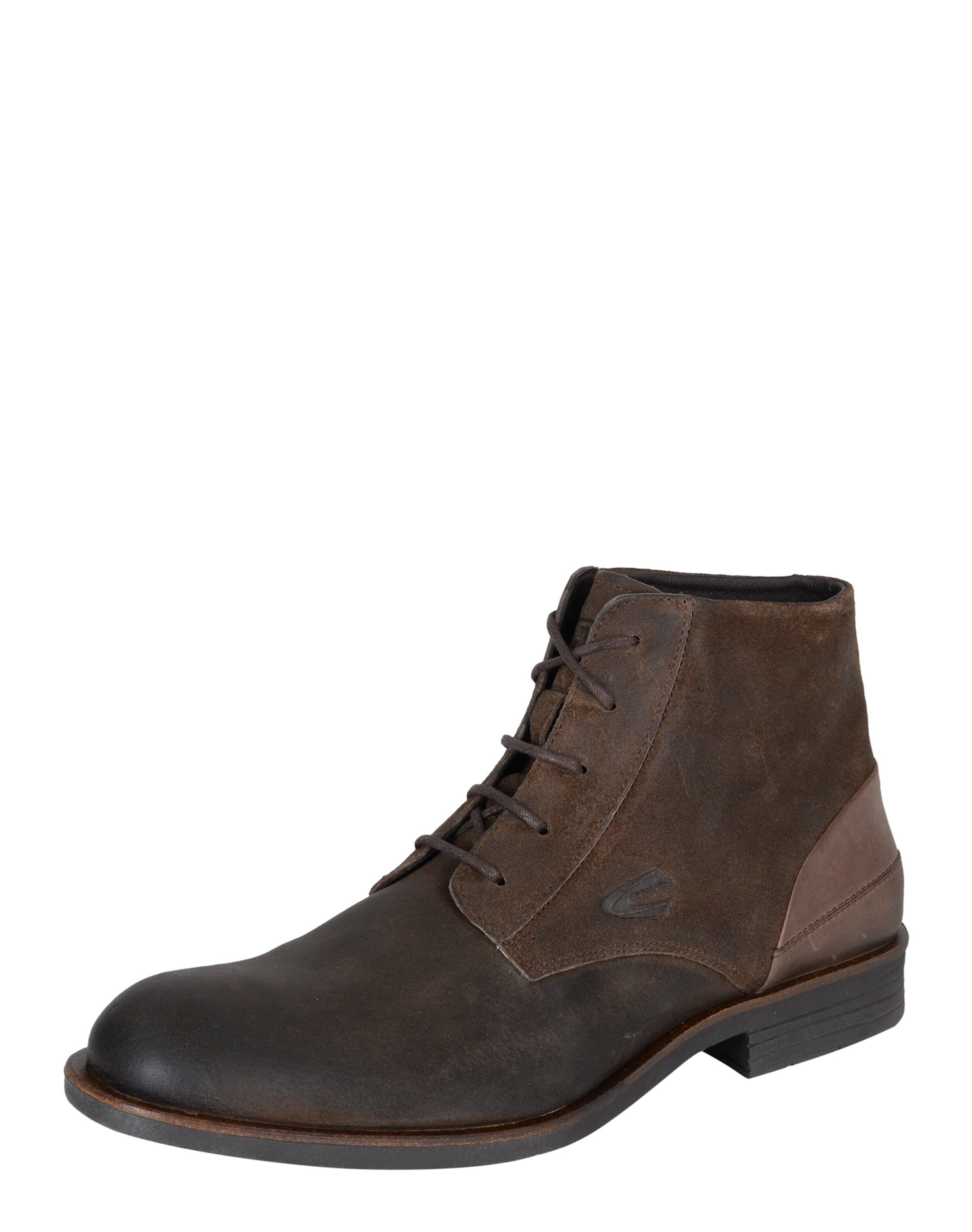 CAMEL ACTIVE | Schnürboots 'Check 12' Schuhe Gut getragene Schuhe