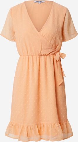 Robe 'Floria Dress' ABOUT YOU en orange