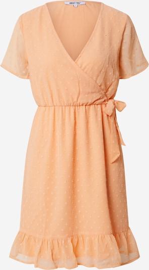 sárgabarack ABOUT YOU Ruha 'Floria Dress', Termék nézet