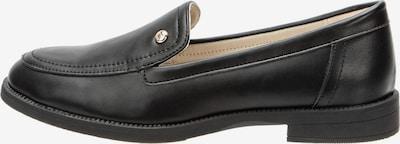Keddo Slipper in schwarz, Produktansicht