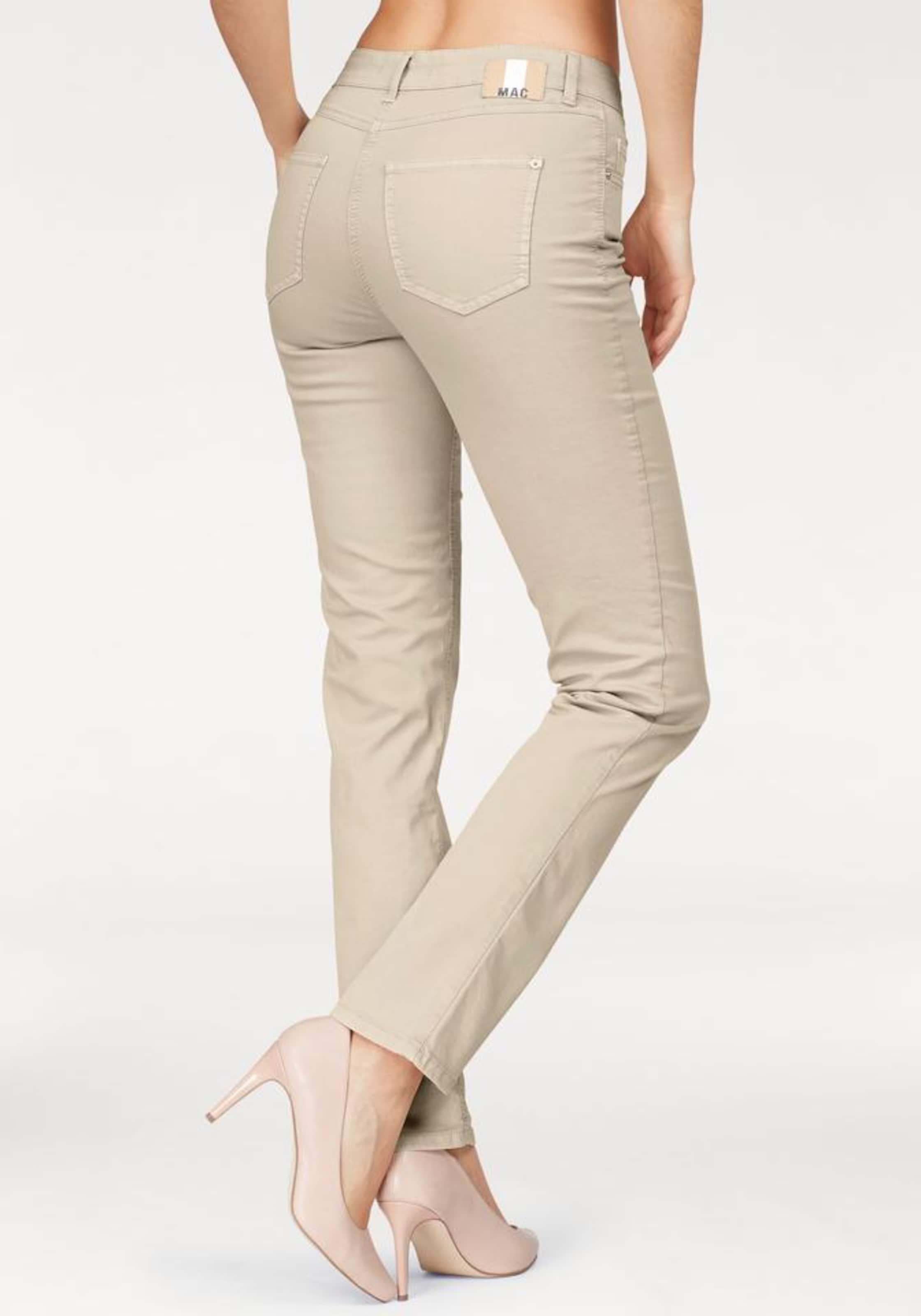 Jeans 'stella' Bequeme In Beige Mac yv80wNOmn
