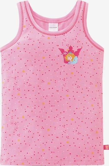 SCHIESSER Unterhemd in mischfarben / rosa, Produktansicht
