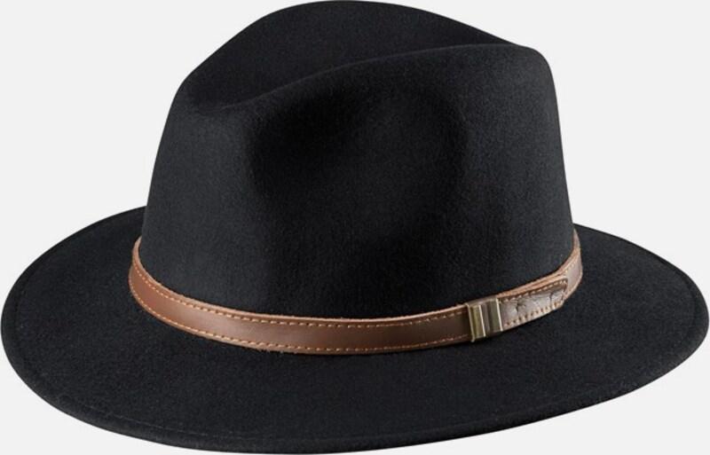 J. Jayz Hut mit hochschlagbarer Krempe