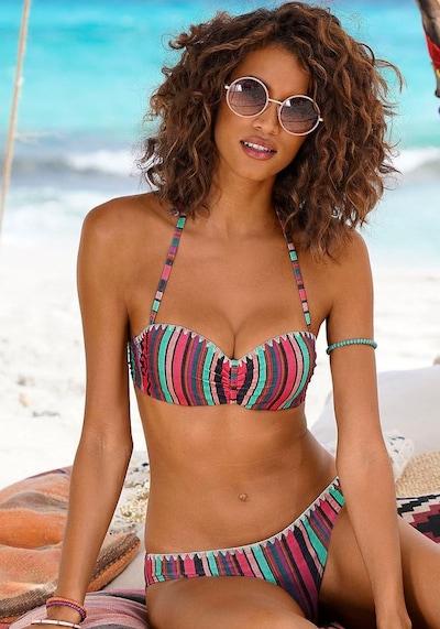 s.Oliver Bikini en mezcla de colores, Vista del modelo