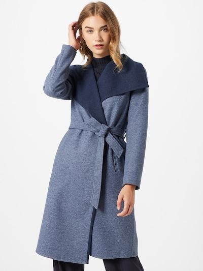 VILA Přechodný kabát 'Bias' - noční modrá / chladná modrá, Model/ka