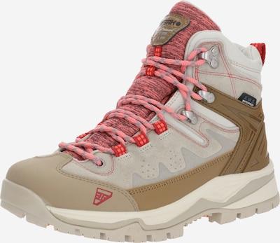 ICEPEAK Bootsit 'Wynn W' värissä beige / vaaleabeige / roosa, Tuotenäkymä