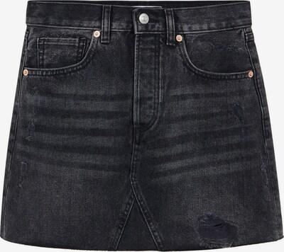 MANGO Suknja 'MONICA' u tamo siva, Pregled proizvoda