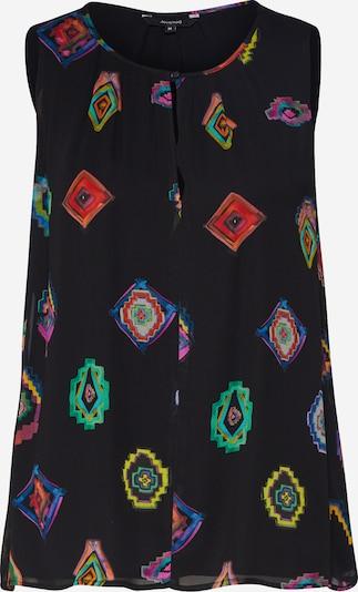 Desigual Bluse 'JULIE' in mischfarben / schwarz, Produktansicht