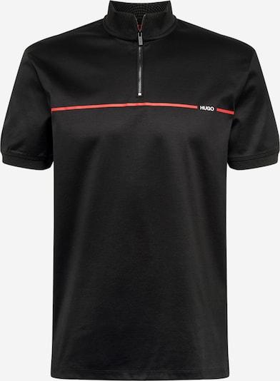 HUGO T-Shirt 'Daxham' en noir, Vue avec produit