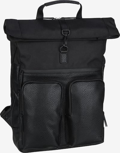 JOST Rugzak 'Oslo' in de kleur Zwart, Productweergave