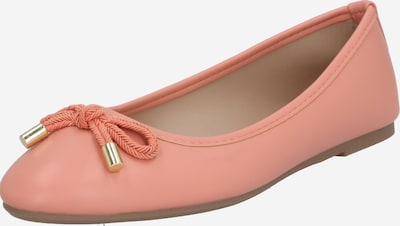 Dorothy Perkins Ballerina 'PEACH PUMP' in de kleur Pink, Productweergave