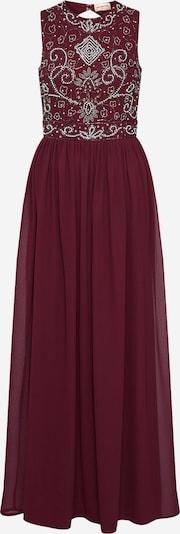 LACE & BEADS Kleid 'Paula' in burgunder, Produktansicht