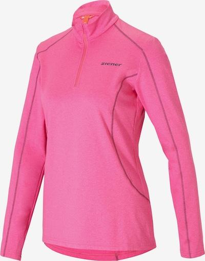 ZIENER Funktionsshirt 'Jemilki' in pink, Produktansicht