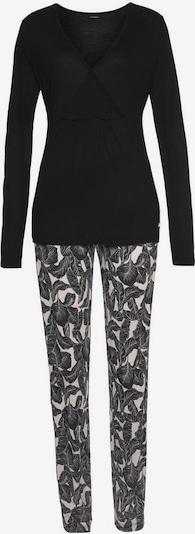 Pižama iš LASCANA , spalva - juoda, Prekių apžvalga