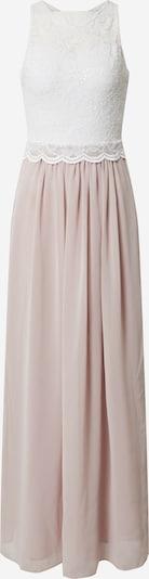 SWING Kleid in creme / rosé, Produktansicht