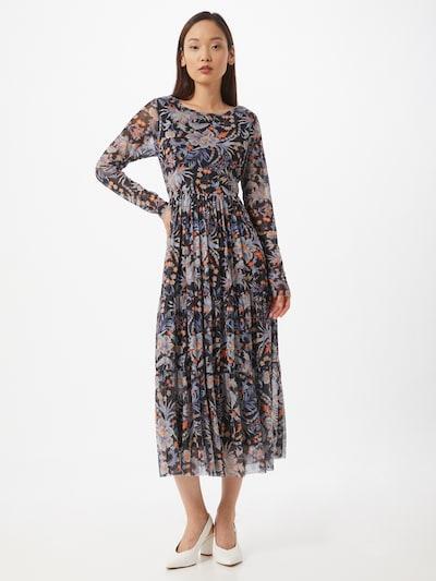 Rich & Royal Kleid in blau / mischfarben, Modelansicht
