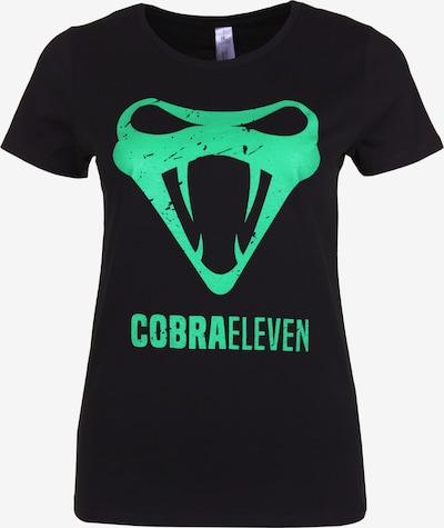 COBRAELEVEN T-Shirt 'COBRAELEVEN' T-Shirt by Erdogan Atalay in schwarz, Produktansicht