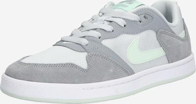 Nike SB Sneaker 'Alleyoop' in beige / grau, Produktansicht