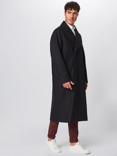 Filippa K Manteau mi-saison 'VIGO' en bleu, Vue avec modèle