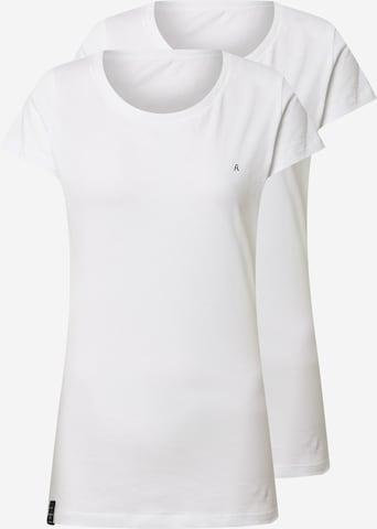Maglietta di REPLAY in bianco