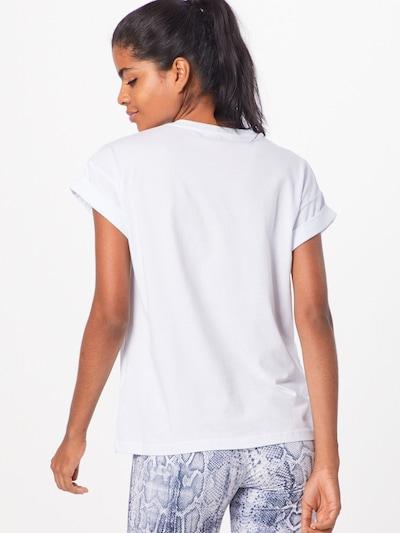MOSS COPENHAGEN T-Shirt 'Alva STD' in weiß: Rückansicht
