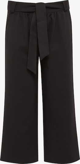 Usha Culotte 'Black Label' in schwarz, Produktansicht