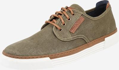 CAMEL ACTIVE Sneaker 'Racket' in oliv, Produktansicht