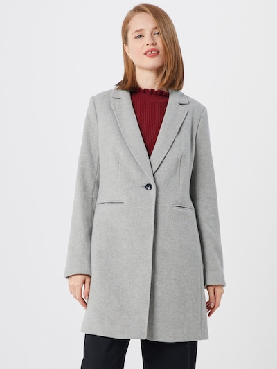 Banana Republic Mantel 'MELTON TOP COAT' in hellgrau, Modelansicht