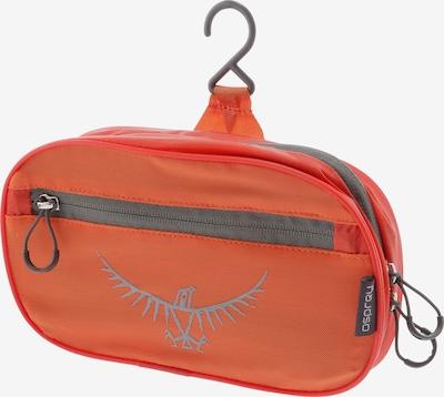 Osprey Kulturtasche in orange, Produktansicht