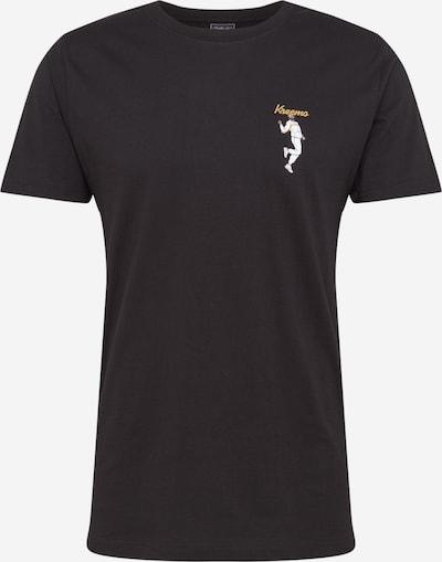 Mister Tee Koszulka 'Drizzy' w kolorze khaki / czarny / białym, Podgląd produktu