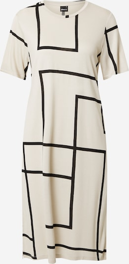 Gina Tricot Šaty 'Lilja' - béžová / čierna, Produkt