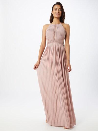 TFNC Jurk 'TOULA' in de kleur Rosé, Modelweergave