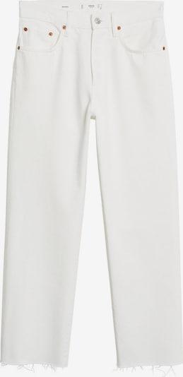 MANGO Jeans 'Havana' in weiß, Produktansicht
