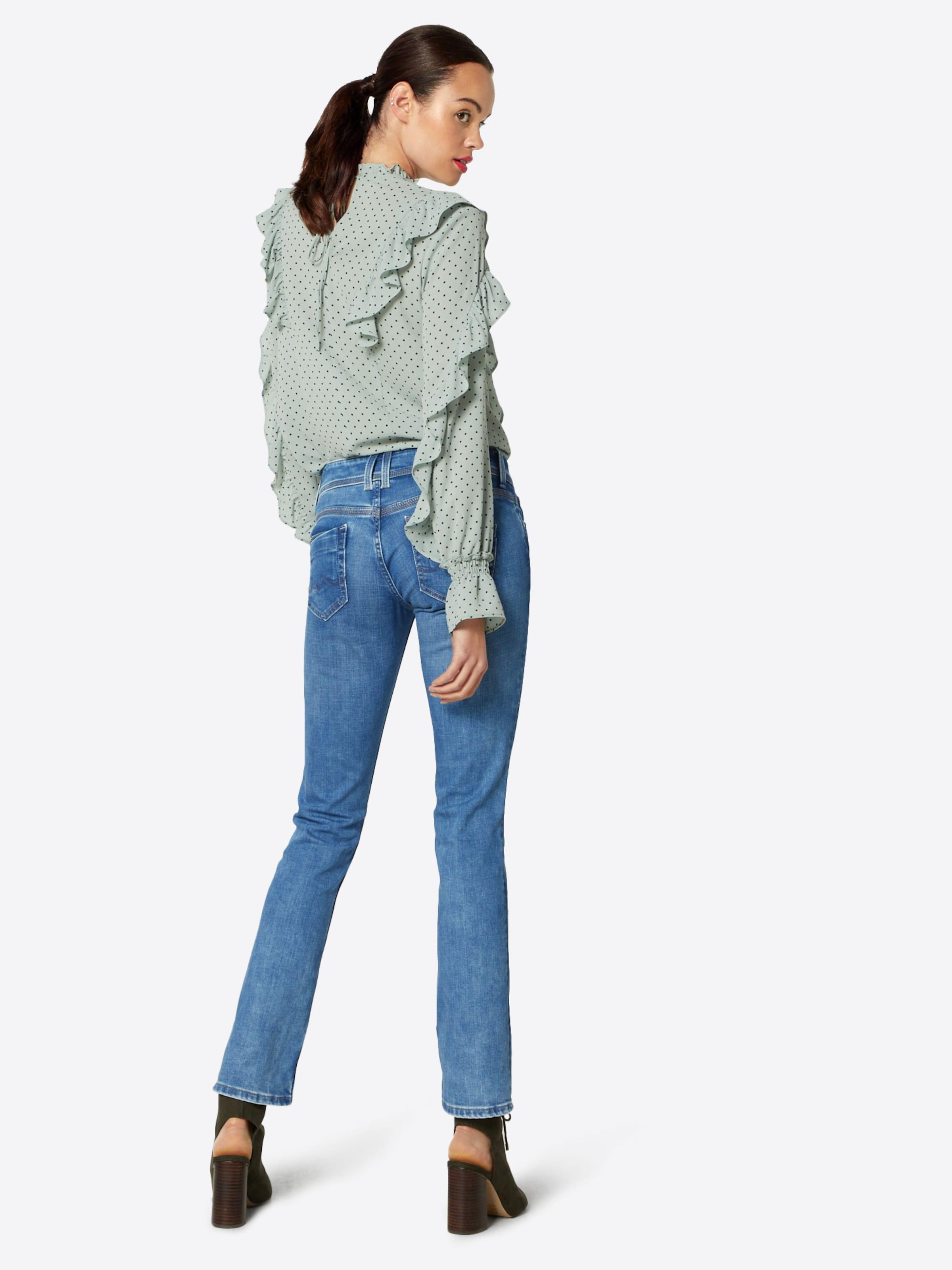 Denim Pepe Jeans En 'saturn' Bleu Jean PkwnO0