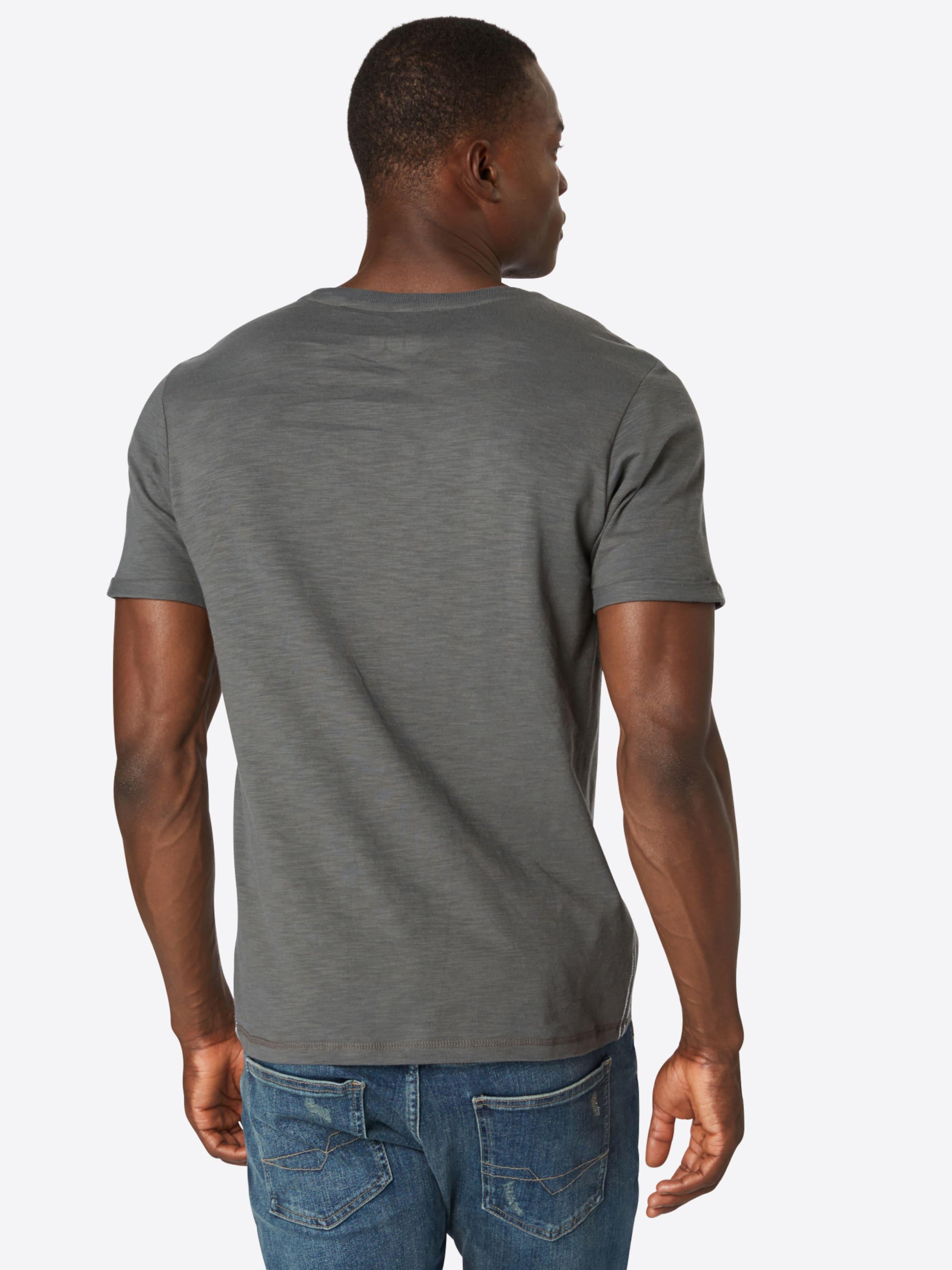 T shirt Schwarz In Red oliver GrauDunkelgrau S Label jA4L35R
