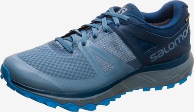 SALOMON Laufschuh 'Trailster GTX Trail' in himmelblau / dunkelblau, Produktansicht