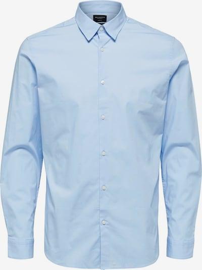 SELECTED HOMME Chemise en bleu clair, Vue avec produit
