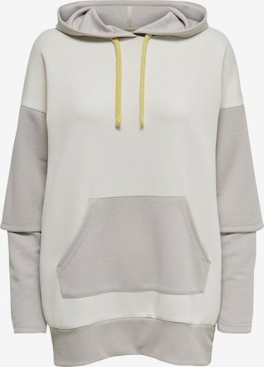 ONLY PLAY Sweatshirt in beige / taupe, Produktansicht