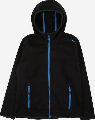 CMP Sport-Sweatjacke in blau / schwarz, Produktansicht